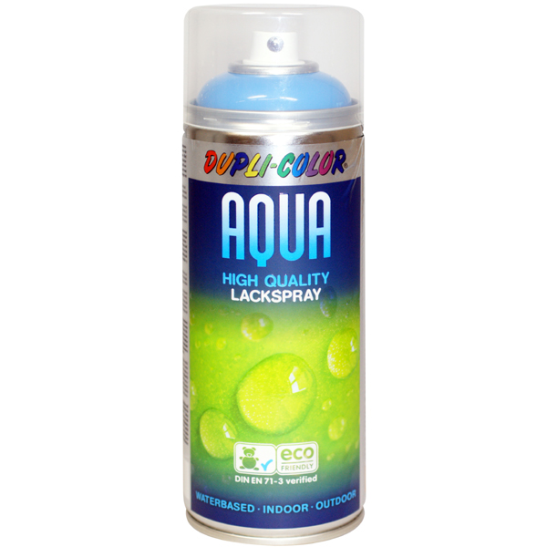 Dupli Color Aqua Lackspray Waterbasis Spuitbus 350 Ml