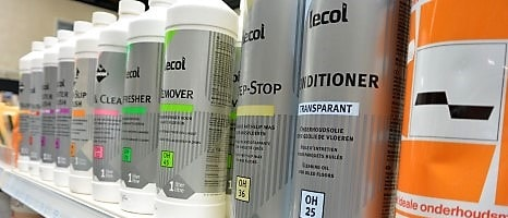 Onderhoudsmiddelen Voor Vloer En Meubels