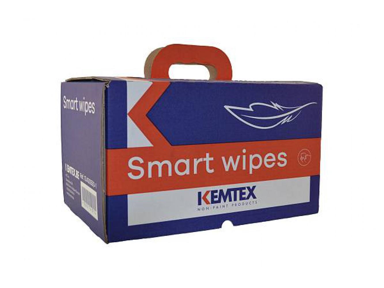 Kemtex Smartwipes Ontvettingsdoeken Doos A 200 Stuks