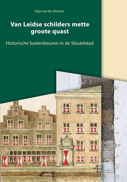 Leidse Schilders Mette Groote Quast Incl. Kleurkaart