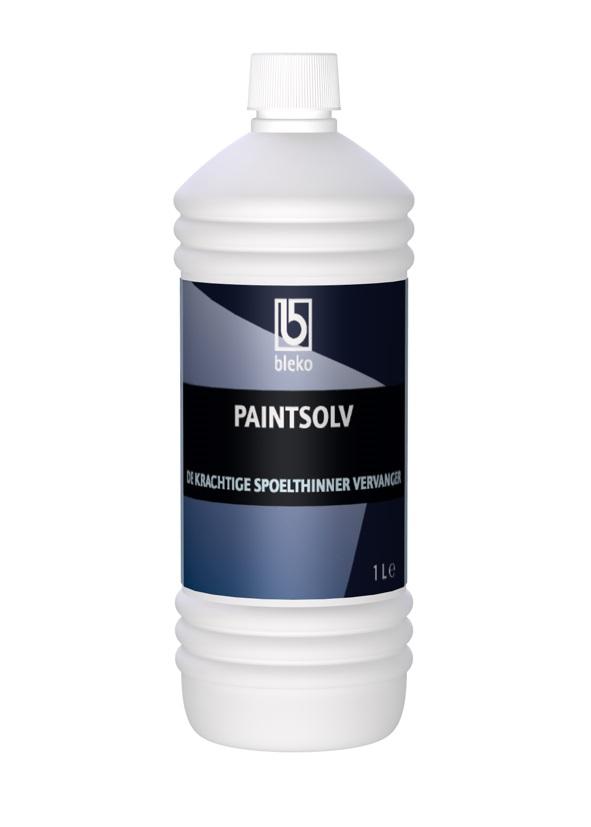 1 Ltr. Paint Solvent ( Vervanger Spoelthinner )