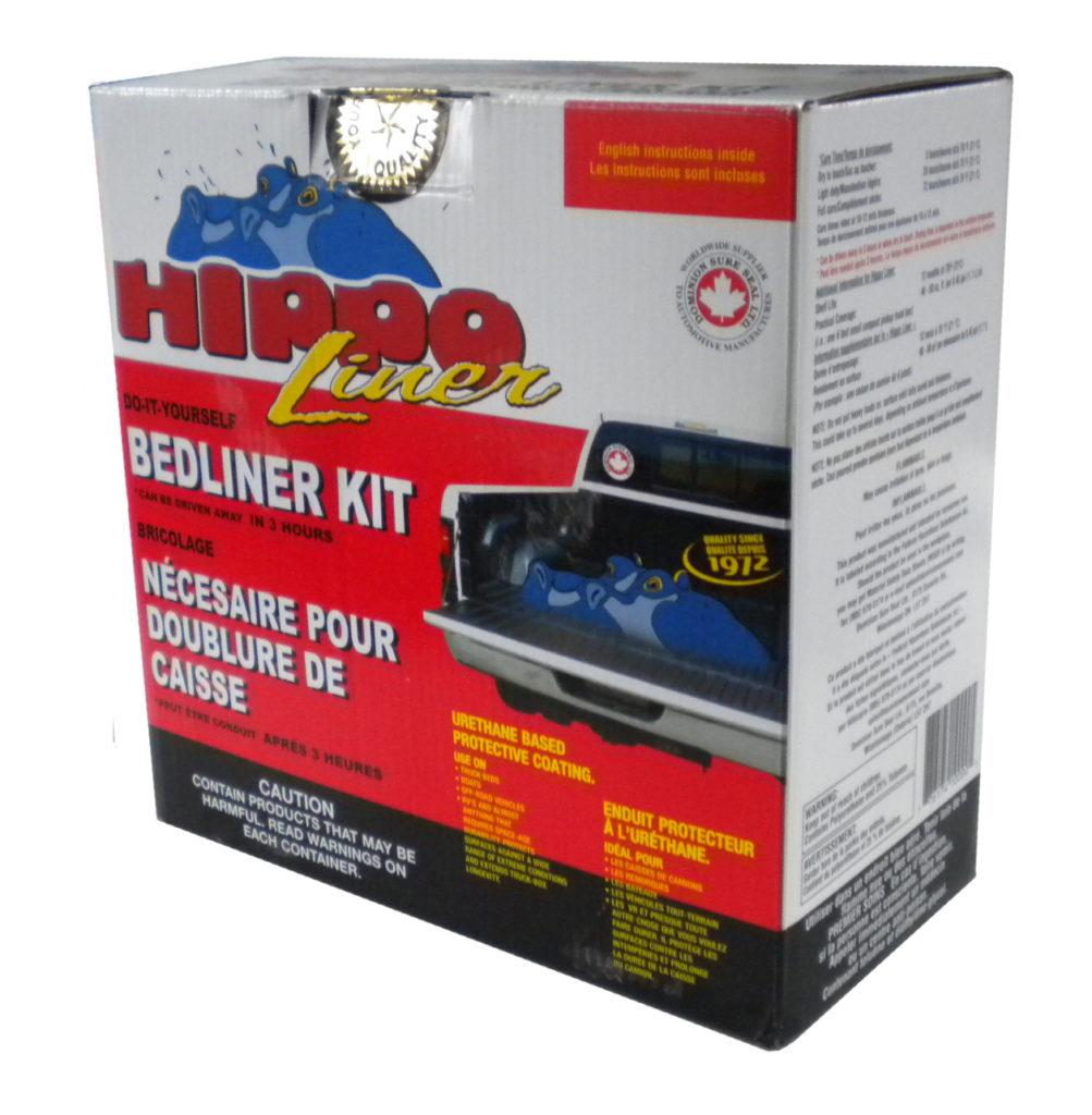 Hippo Bedliner Kit Aankleurbaar  1,7 Ltr