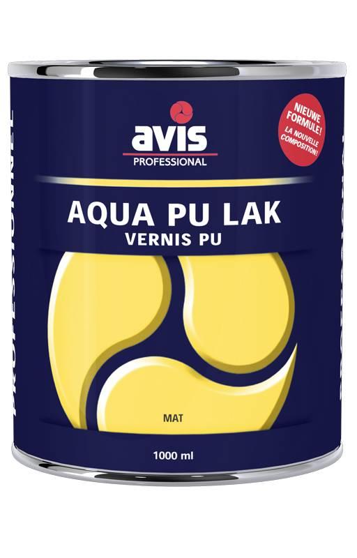 250ml Avis Aqua PU Lak