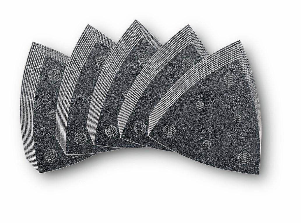 Fein Multimaster Schuurpapier  Driehoek  50 Stuks Met Gaatjes