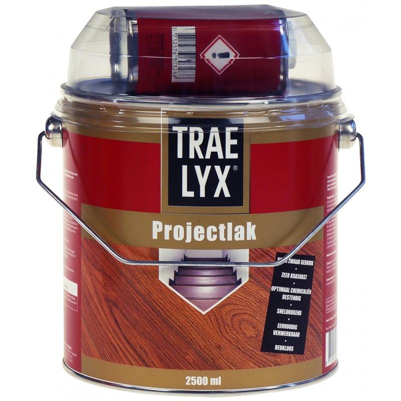 Trae-lyx Projectlak Zijdeglans