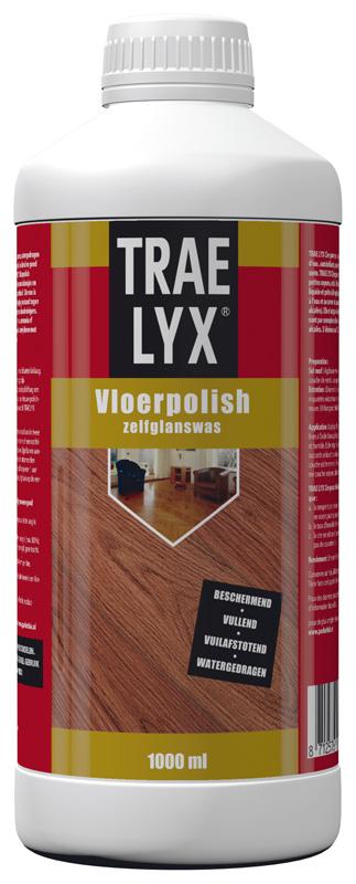 1 Ltr Trae-lyx Vloerpolish