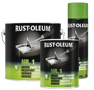 Rustoleum NR.1 Groene Verfafbijt