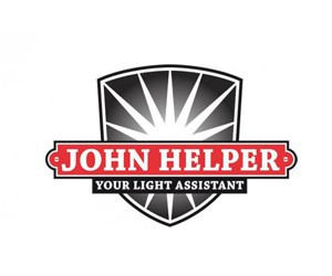 Werklamp John Helper Big Led 15O Watt