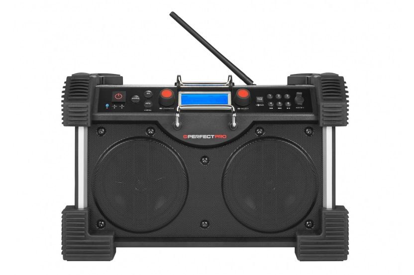 PerfectPro Radio Rockhart DAB+ Digital Bluetooth