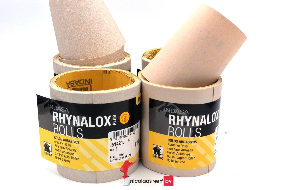 Rhyno Schuurpapier 5 Meter Op Rol