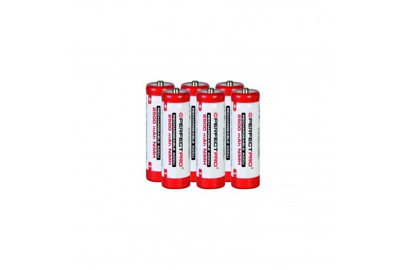 Perfectpro  AA Batterijen (6stuks)
