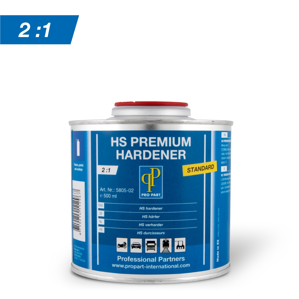 ProPart HS Premium Harderner  0,5 Liter