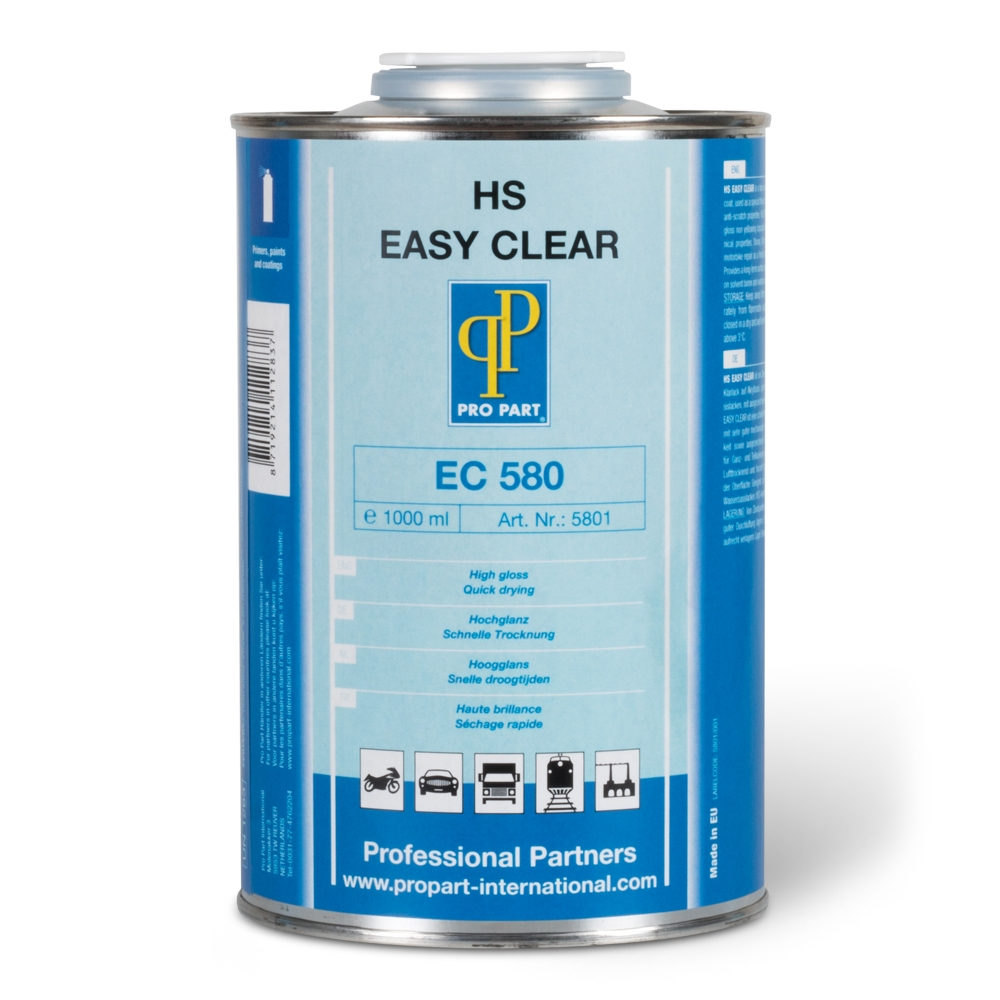 ProPart HS Easy Clear Blanke Lak 1iter
