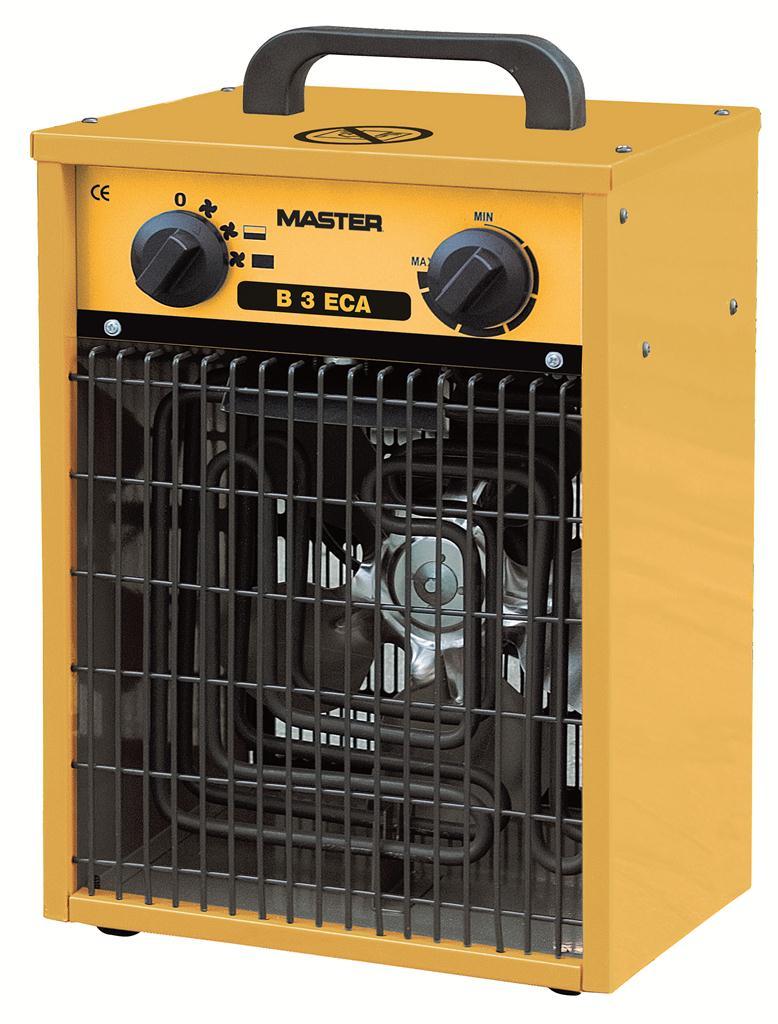 Master Electrictrische Heater B3 ECA
