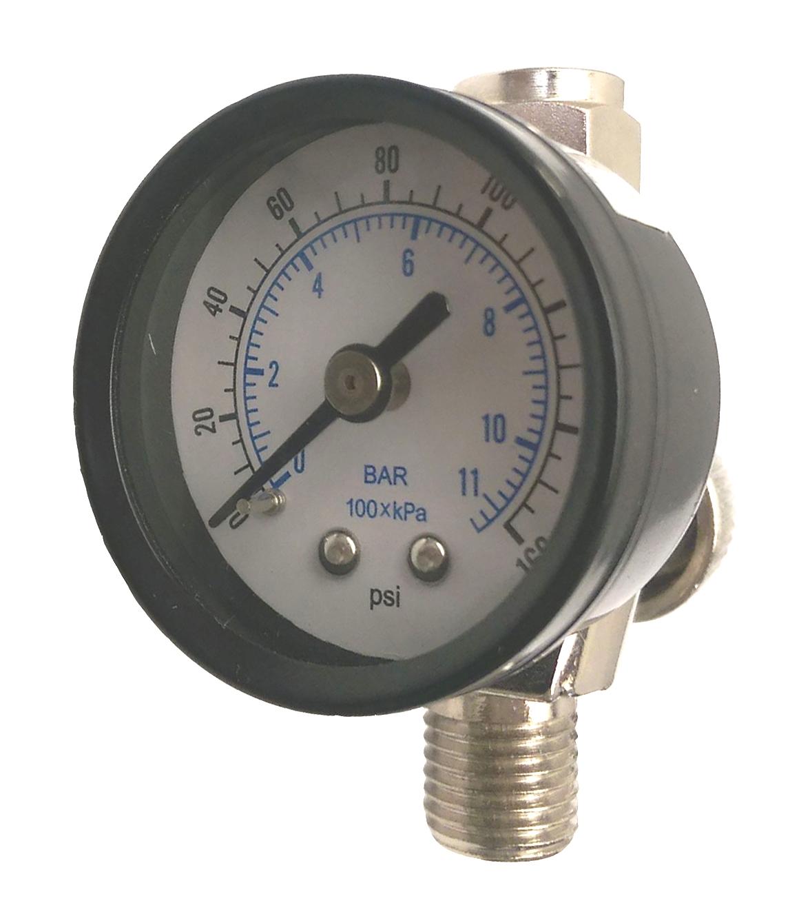 Luchtdrukmanometer