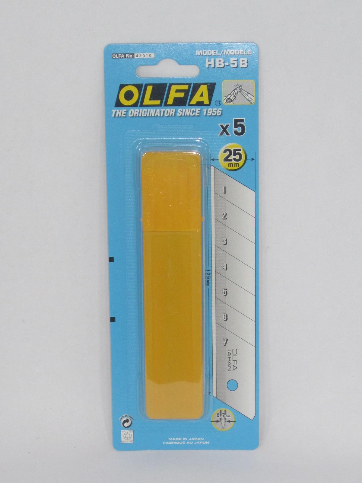 Olfa Afbreekmes HB-5B 25mm