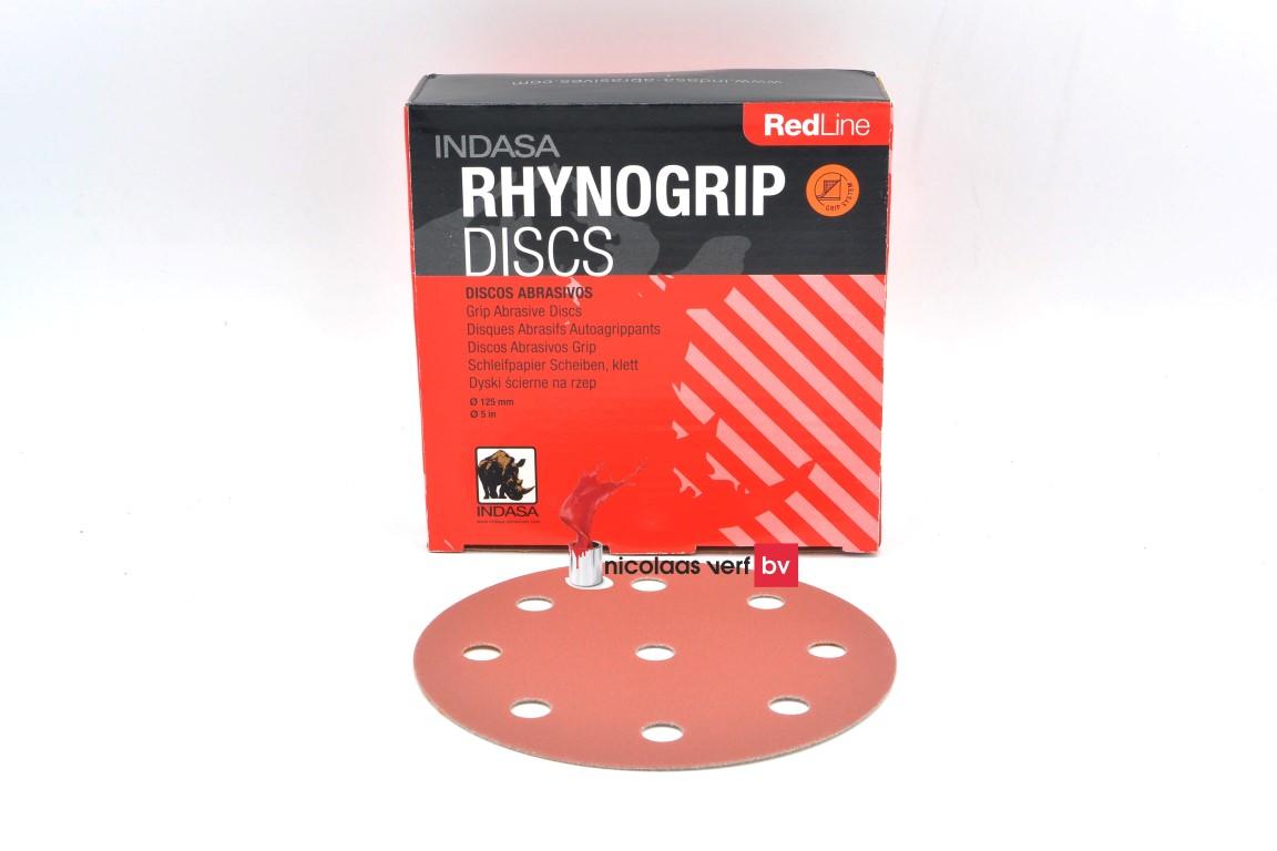 Indasa RhynoGrip Redline 125 Mm