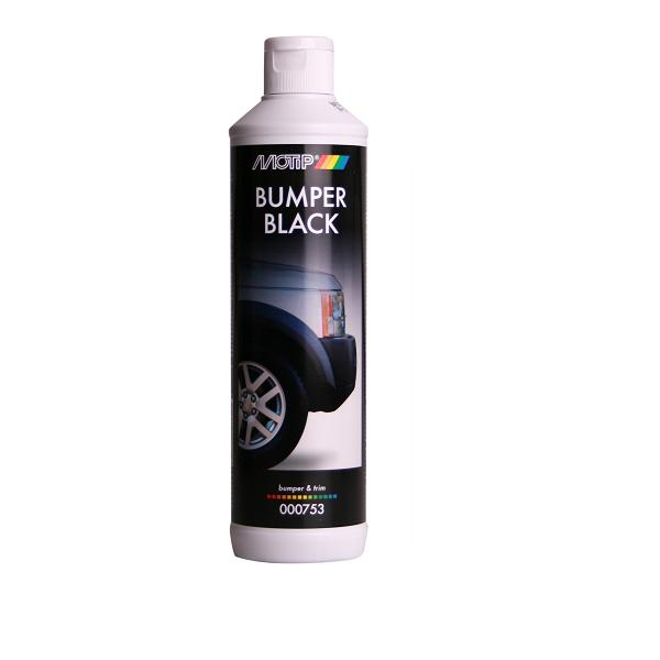 Motip Bumper Black 500 Ml
