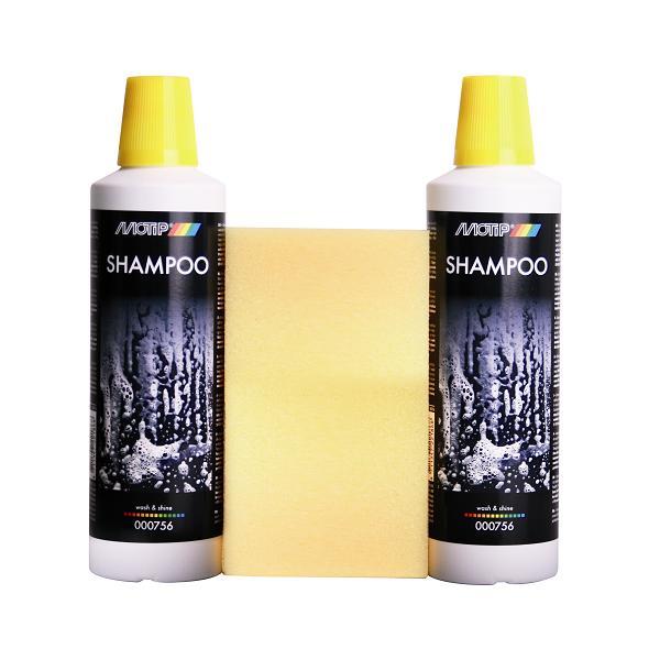 Motip Auto Shampoo Wash And Shine