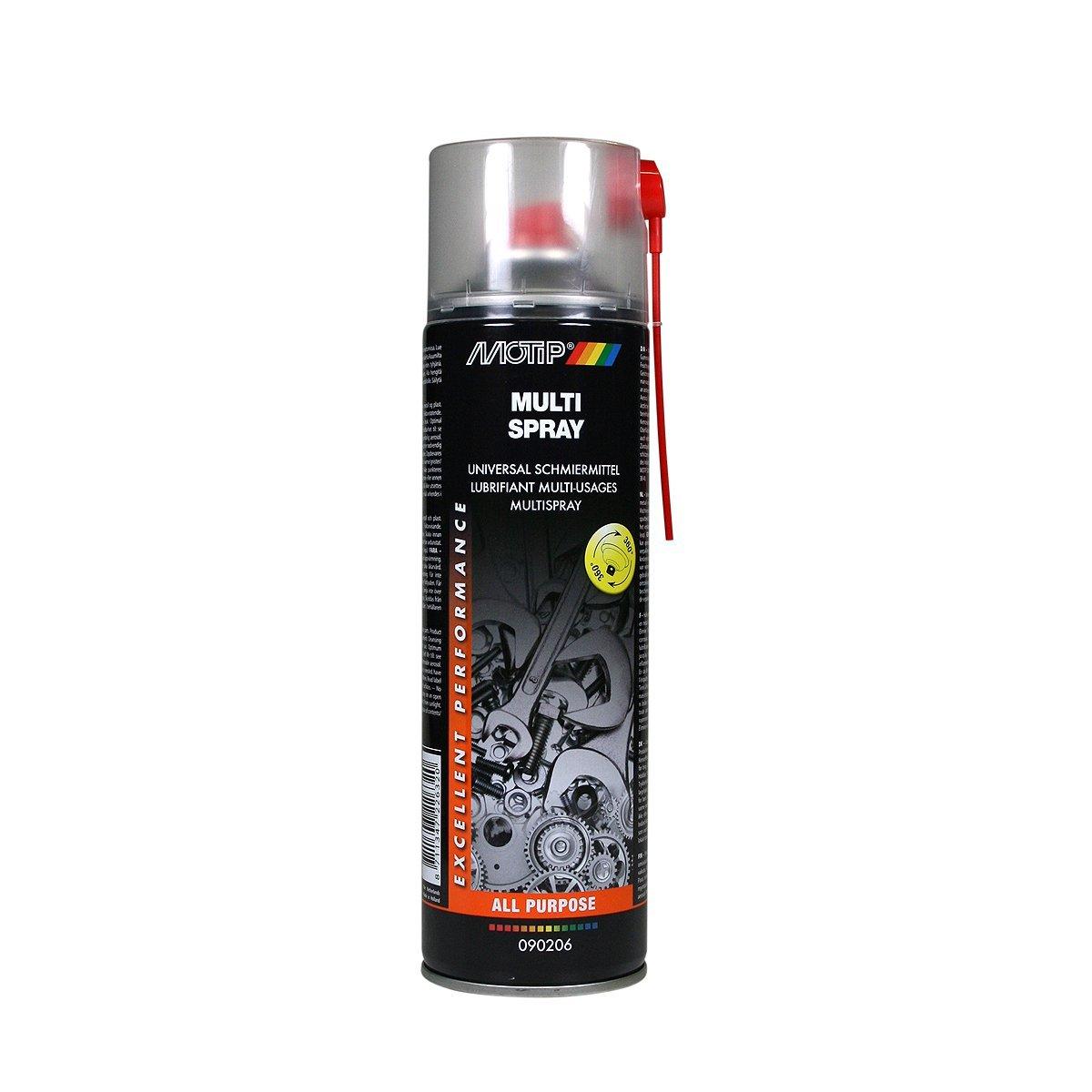 Motip Multispray Spuitbus 500 Ml