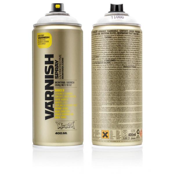 Montana Varnish Spray Transparant  Spuitbus