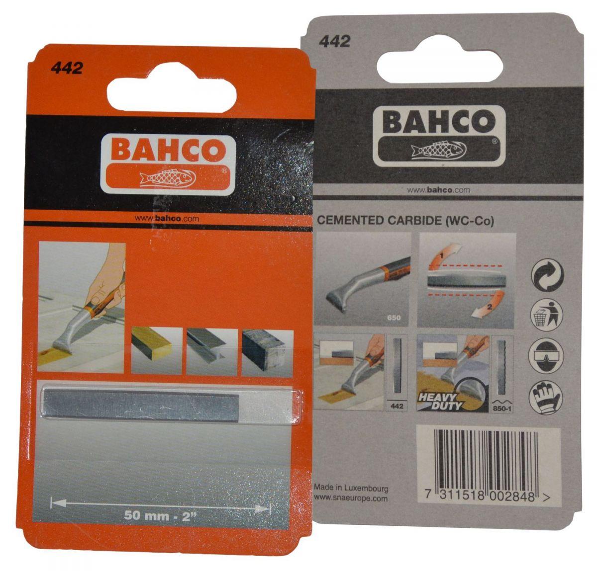 Bahco Ergo Reserve Mes 50 Mm 442