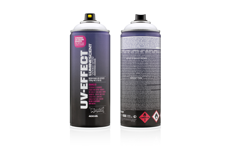 Montana Metallic Effect Spray Spuitbus 400ml