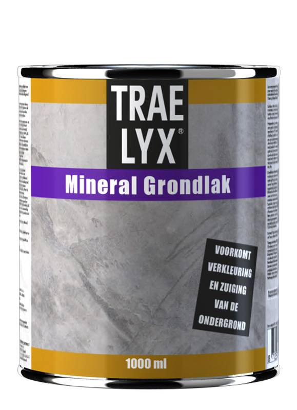Trae-Lyx Mineral Grondlak 1 Liter