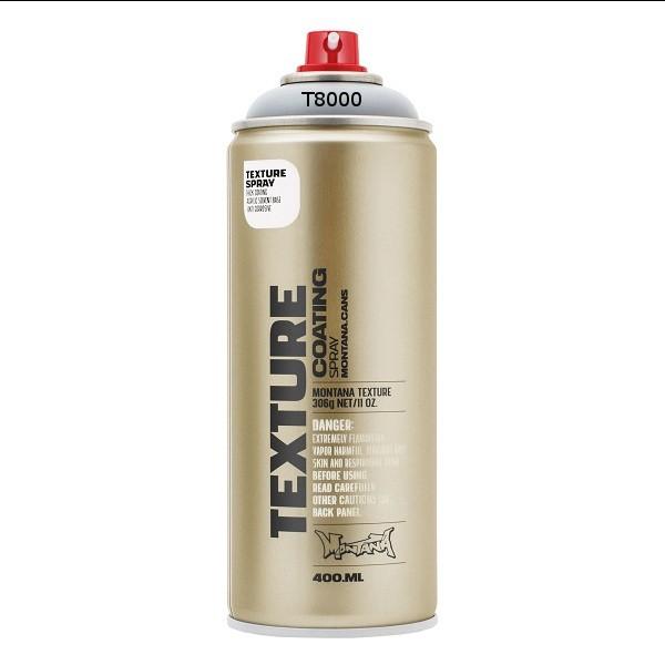 Montana Texture Coating Spray  Spuitbus 400ml