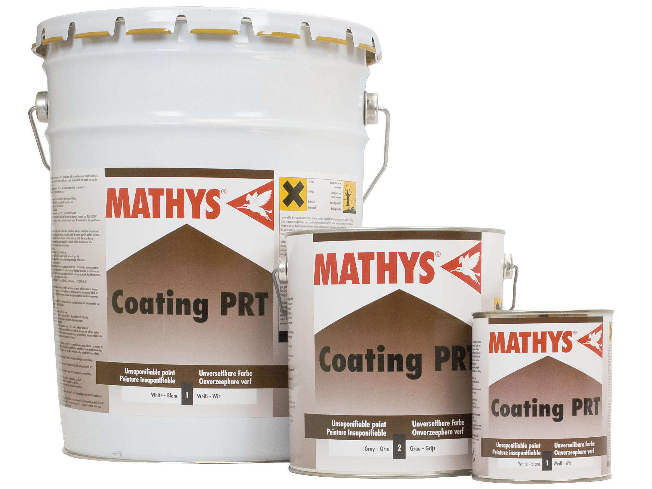 Rustoleum Coating PRT Wit (Dakcoating)