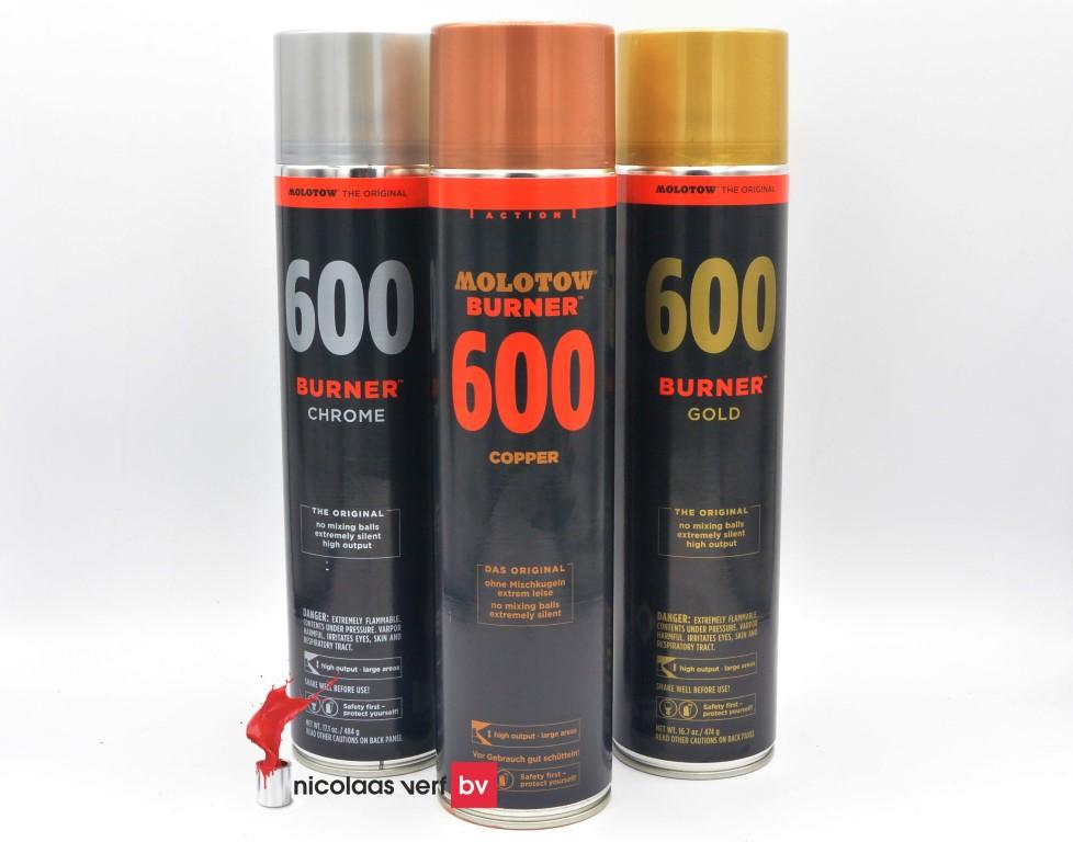 Molotow Burner 600 Ml