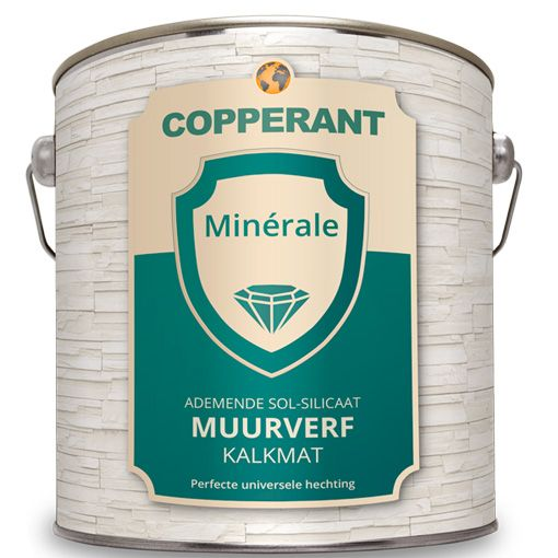 Copperant Muurverf Kalkmat