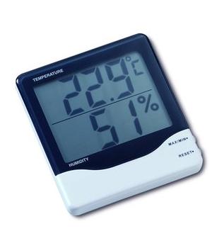 Digitale Hygro/ Thermometer 20700