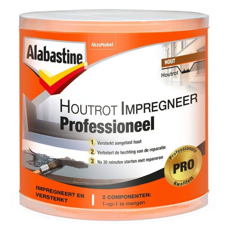Alabastine Houtrot Impregneer 120 ML