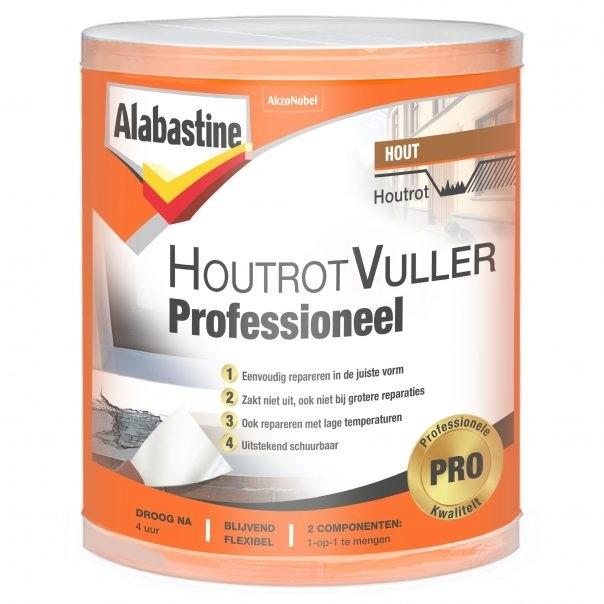 Alabastine Houtrotvuller Professioneel
