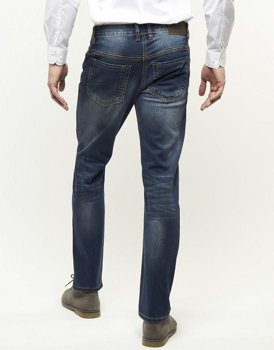 247 Jeans Palm Slim 07 Achterkant