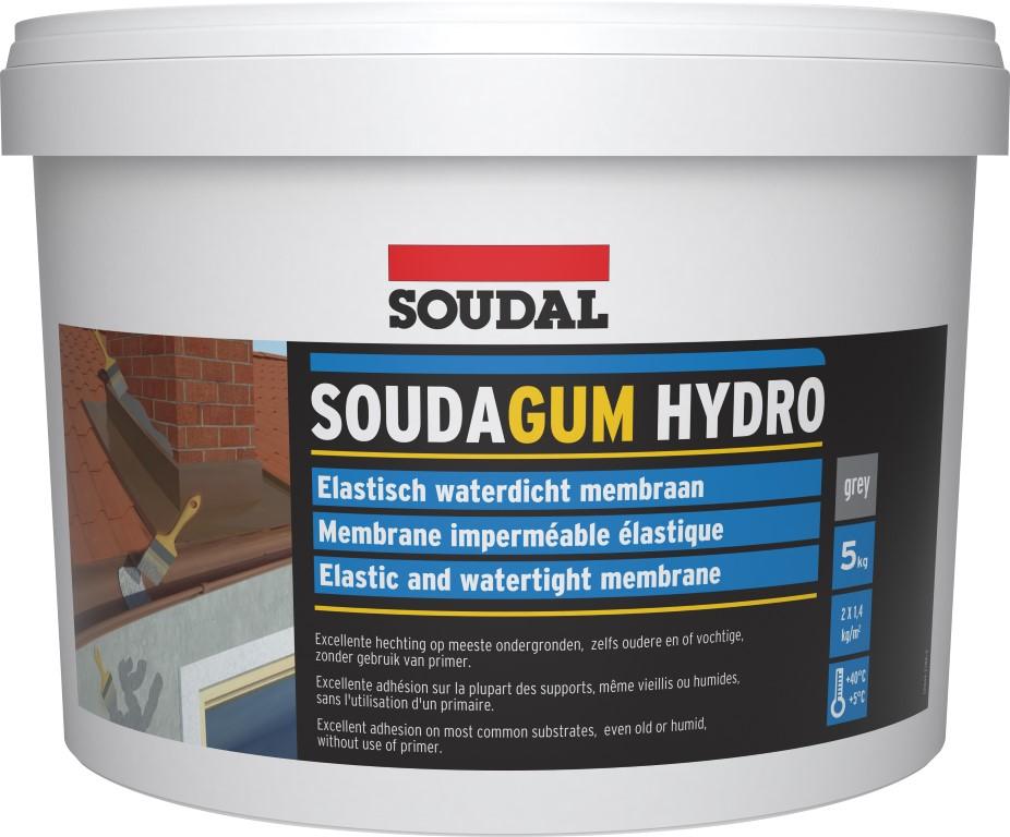 SoudaGum Hydro Polymeer 5 Kg