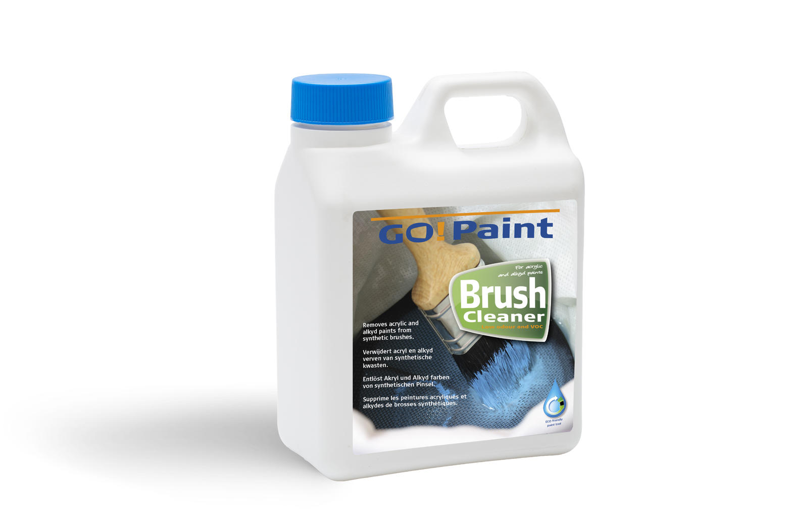 Go Paint Concentrated Brush Cleaner 1 Ltr