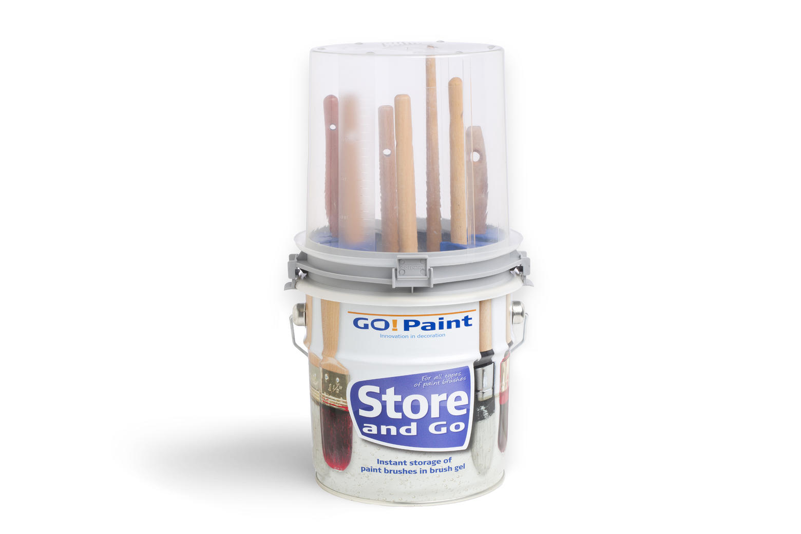 Go Paint Store And Go Systeem Compleet 1,5 Liter