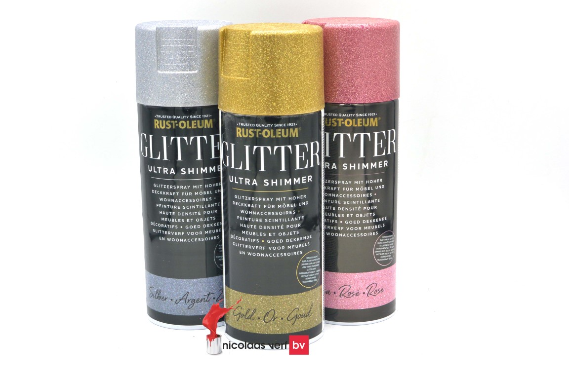 Rustoleum Glitter Ultra Shimmer