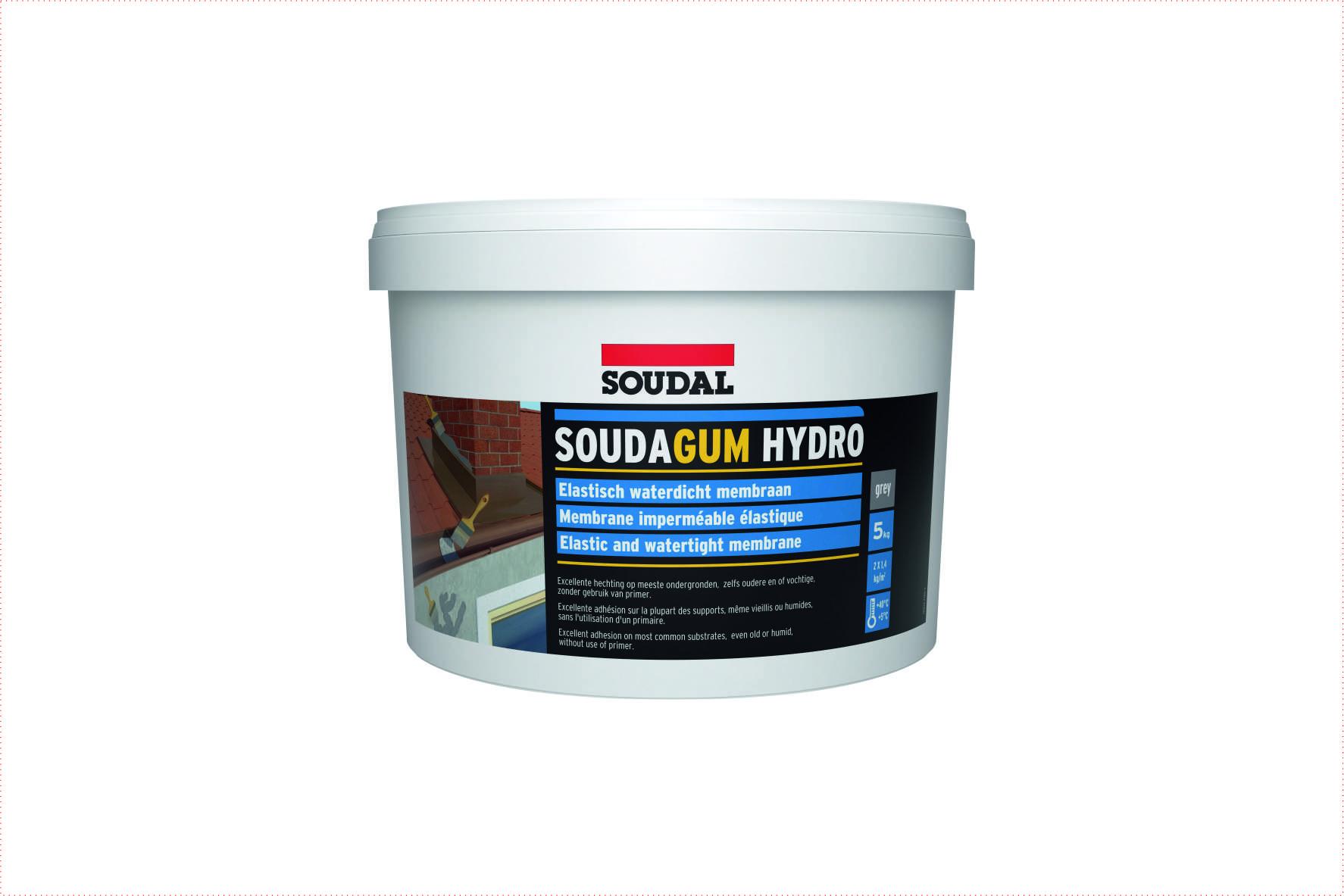 Soudagum Hydro; Een Perfecte Afdichting.