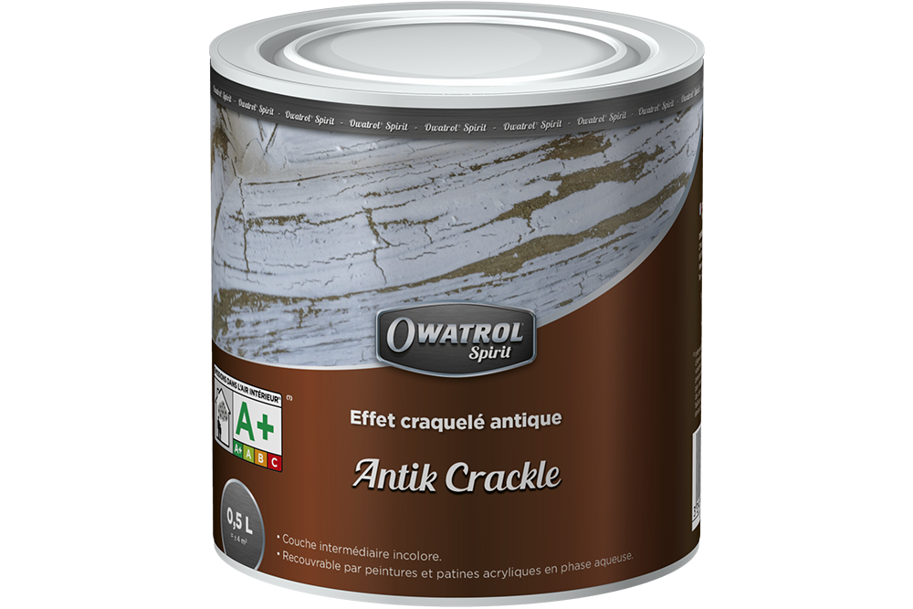 Owatrol Spirit Antik Crackle