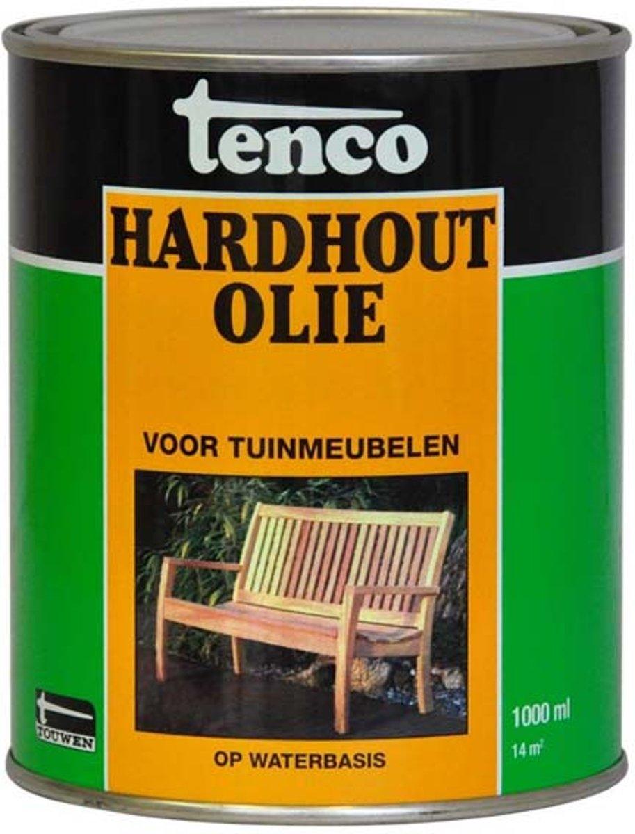 Tenco Hardhoutolie Waterbasis 1 Liter