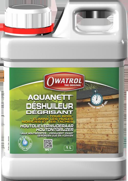Owatrol Aquanett Houtolieverwijderaar 1 Liter