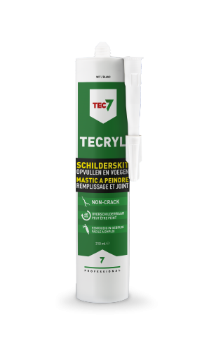 Tec 7 Tecryl Acrylaatkit Non Crack 310ml