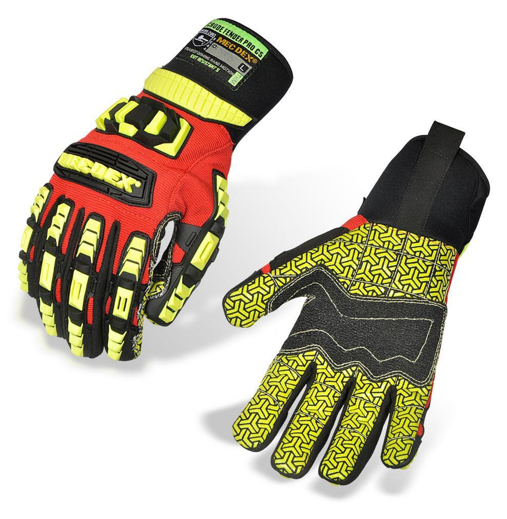 Handschoenen Mec Dex Heavy Duty