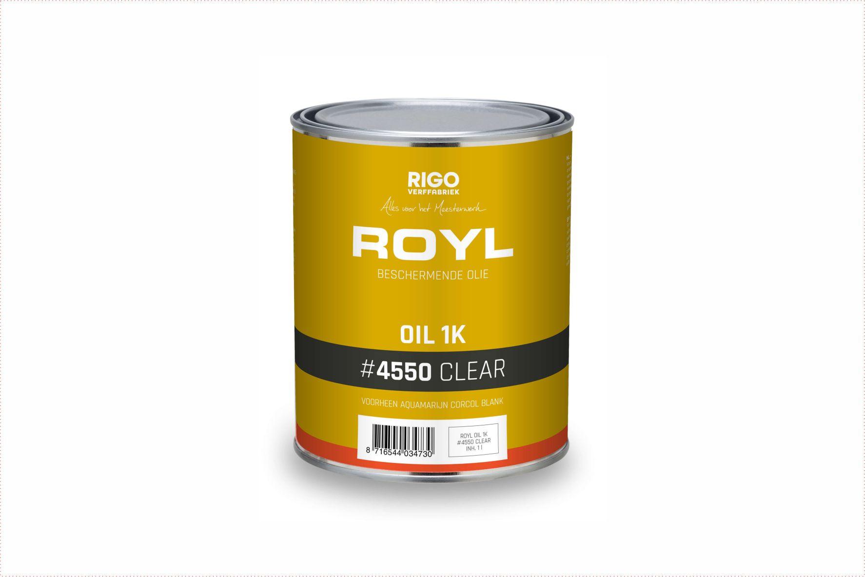Rigo Royl Olie 1K #4550  1 Liter
