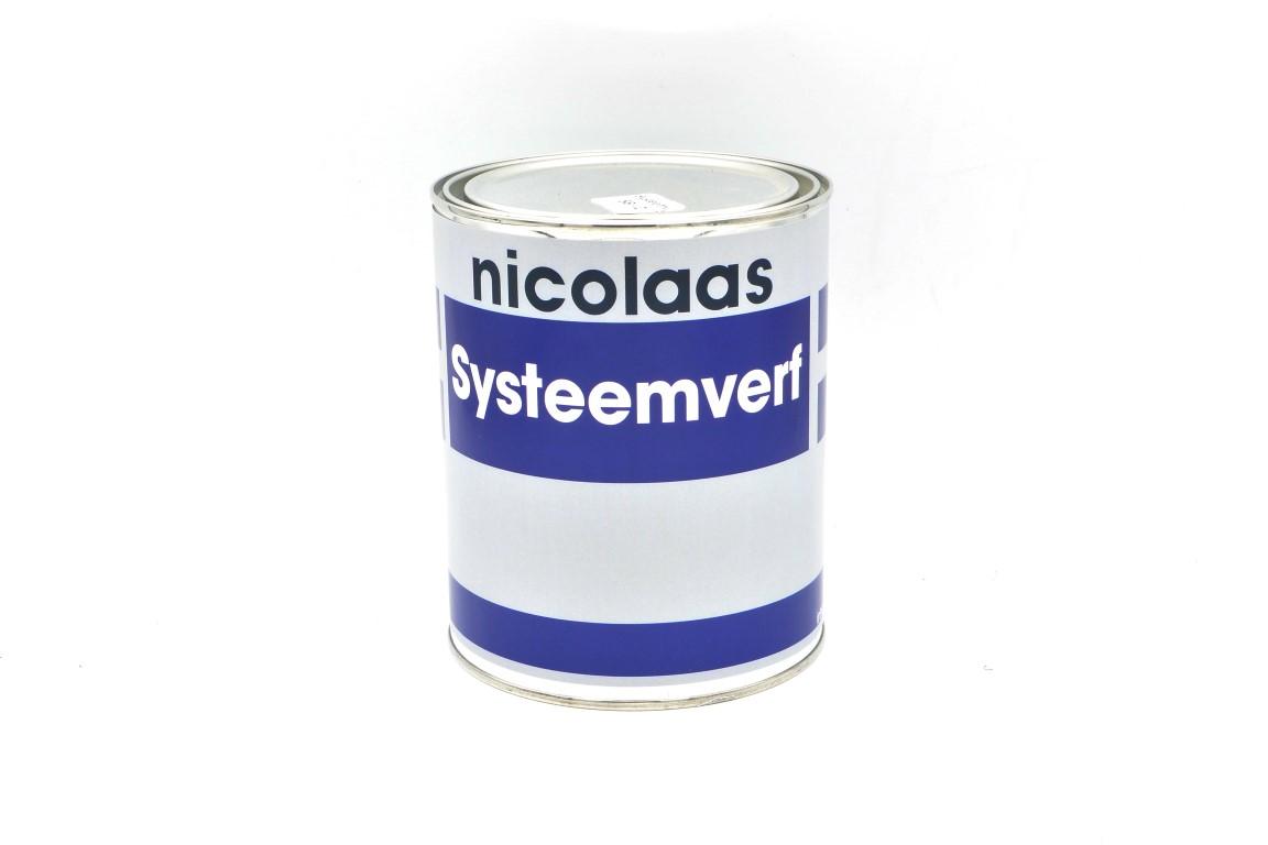 Nicolaas Systeemverf