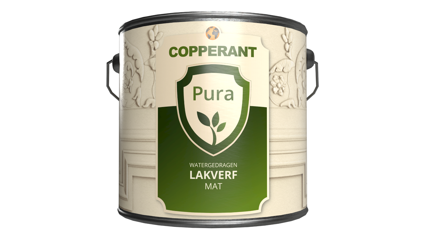 Copperant Pura Biobased Lakverf Mat