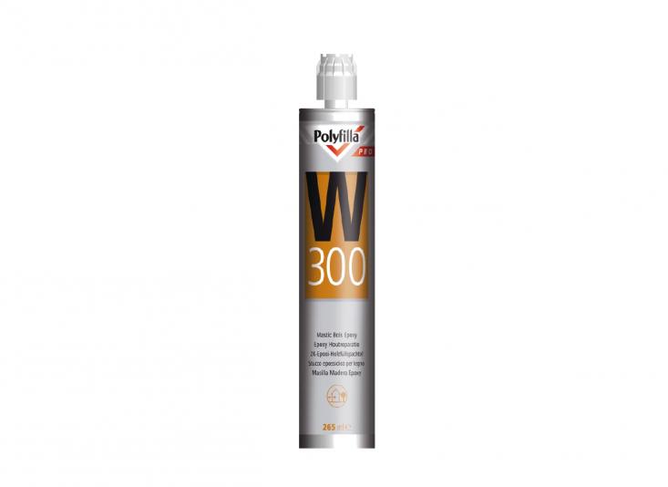 Polyfilla Pro Epoxy Houtreparatie W300 265ml